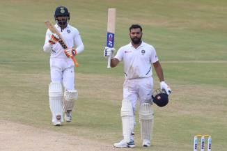 Rohit Sharma 127 India South Africa Visakhapatnam cricket