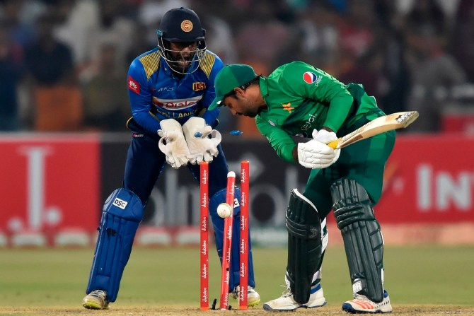 Yasir Arafat feels Sarfaraz Ahmed was made a scapegoat for Pakistan's T20 series loss to Sri Lanka cricket