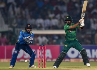 Misbah-ul-Haq doesn't think Babar Azam and Haris Sohail were selfish during the 3rd T20 against Sri Lanka Lahore cricket