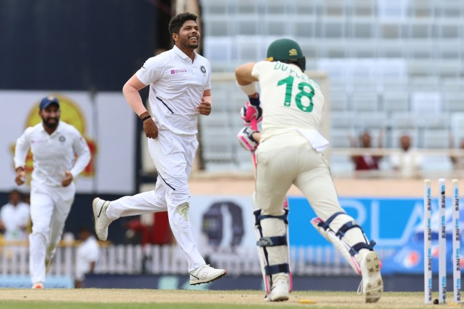 India are just two wickets away from whitewashing South Africa 3-0 3rd Test Day 3 Ranchi cricket
