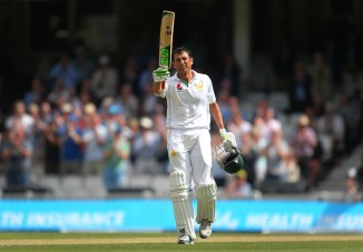 Younis Khan credits Rashid Latif for enabling him to score 10,000 Test runs Pakistan cricket