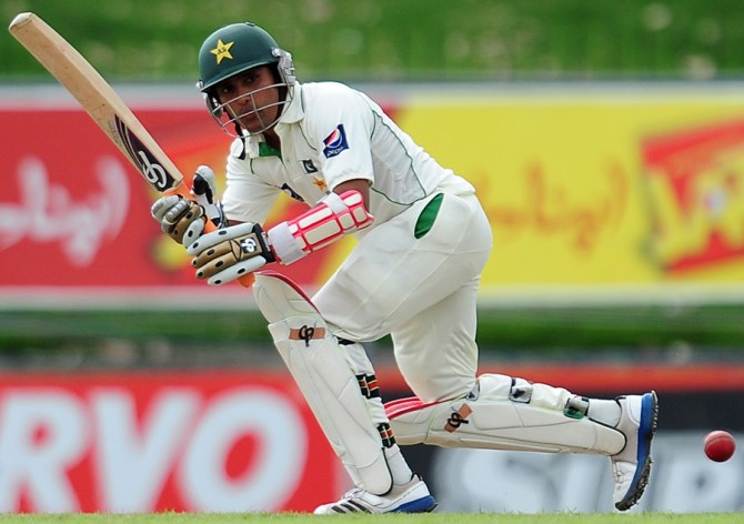 Adnan Akmal angry some players are being included in the Pakistan team after one good season or one good performance cricket