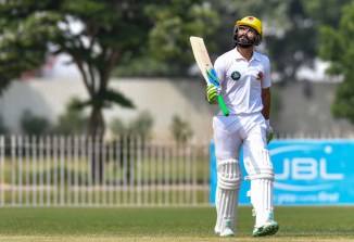 Umar Akmal congratulates Fawad Alam and Usman Khan Shinwari on being included in Pakistan's Test squad for the series against Sri Lanka cricket