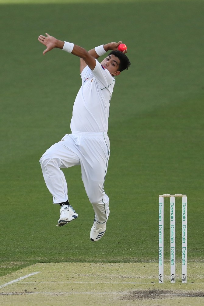 Tanvir Ahmed believes Naseem Shah has an injury-prone bowling action Pakistan cricket