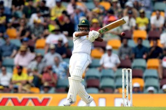 Asad Shafiq believes Naseem Shah didn't look like a debutant when he came out to bat on the 1st day against Australia Pakistan cricket