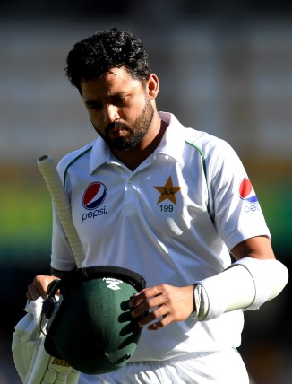 Azhar Ali refuses to blame knee injury for his disappointing performance in the Test series against Australia Pakistan cricket