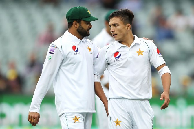 Inzamam-ul-Haq said Pakistan were never going to beat Australia in the Test series since they selected a young and inexperienced bowling attack cricket