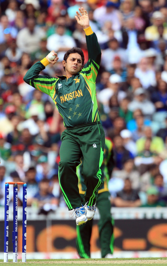 Saeed Ajmal applies to become Pakistan's spin bowling consultant