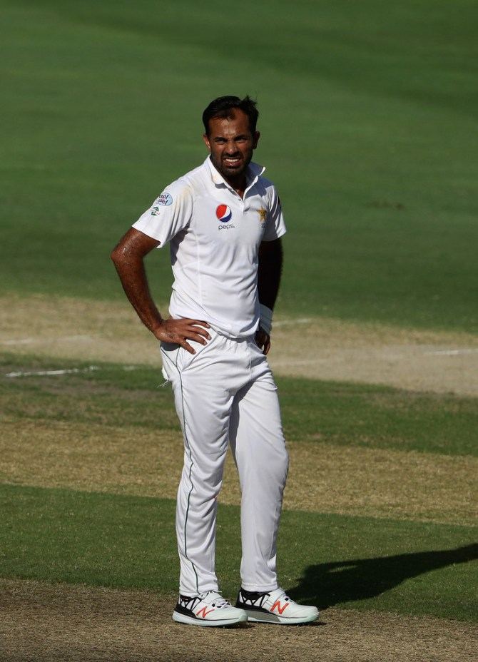 Wahab Riaz insists that getting a central contract is not a priority for him Pakistan cricket