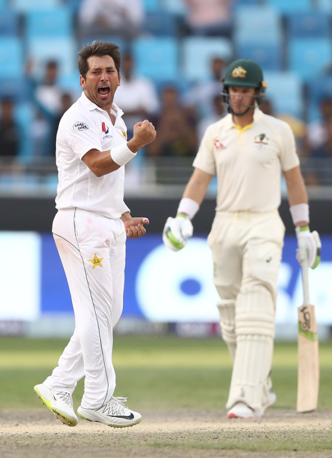 Mickey Arthur admits Yasir Shah has to deliver in the Test series against Australia Pakistan cricket