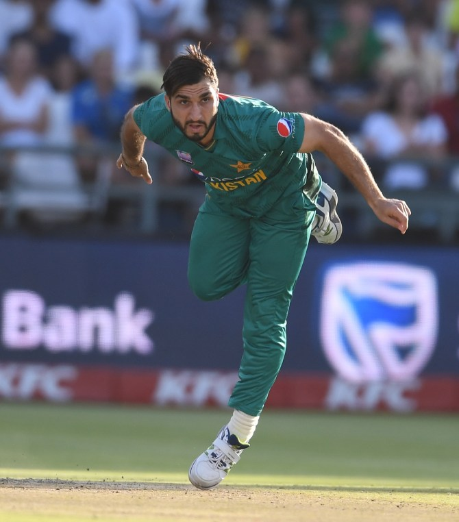 Usman Khan Shinwari said playing matches in the UAE was boring and there were small crowds Pakistan cricket