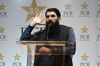 Misbah-ul-Haq said don't only blame him for Pakistan's poor performances as of late