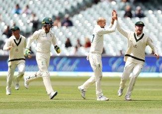 Nathan Lyon five wickets Australia Pakistan 2nd Test Day 4 Adelaide cricket