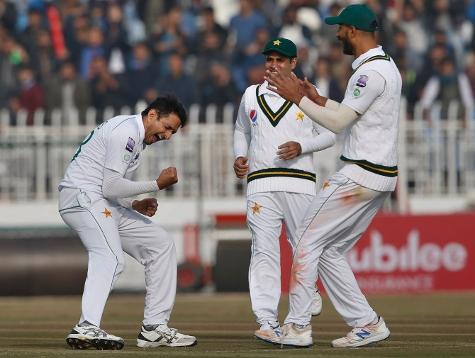 Shaheen Shah Afridi admitted that he is extremely impressed with Mohammad Abbas Pakistan cricket