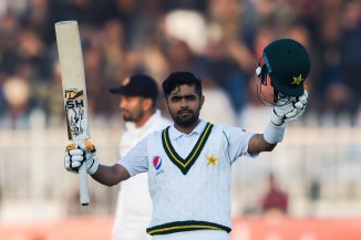 Babar Azam praises people of Rawalpindi and Abid Ali after his century in the first Test against Sri Lanka in Rawalpindi Pakistan cricket