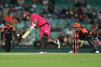 Josh Philippe 81 not out Sydney Sixers Perth Scorchers Big Bash League BBL 2nd match cricket
