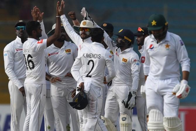 Lasith Embuldeniya revealed that Mickey Arthur told him how to bowl to the Pakistan batsmen Sri Lanka cricket
