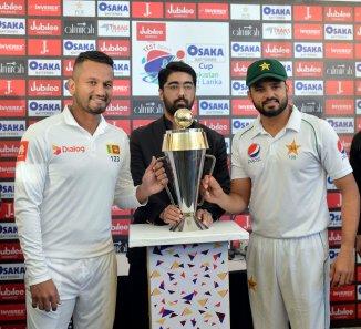 Dimuth Karunaratne reveals why Sri Lanka have a big advantage over Pakistan in the Test series cricket