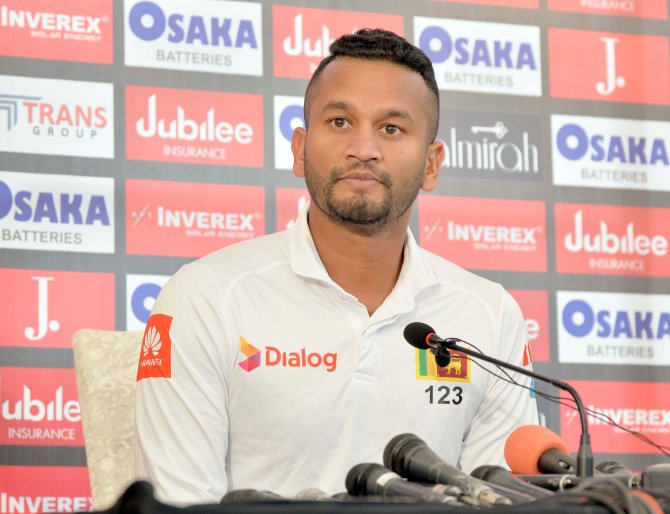 Dimuth Karunaratne reveals what convinced the senior players to travel to Pakistan Sri Lanka cricket
