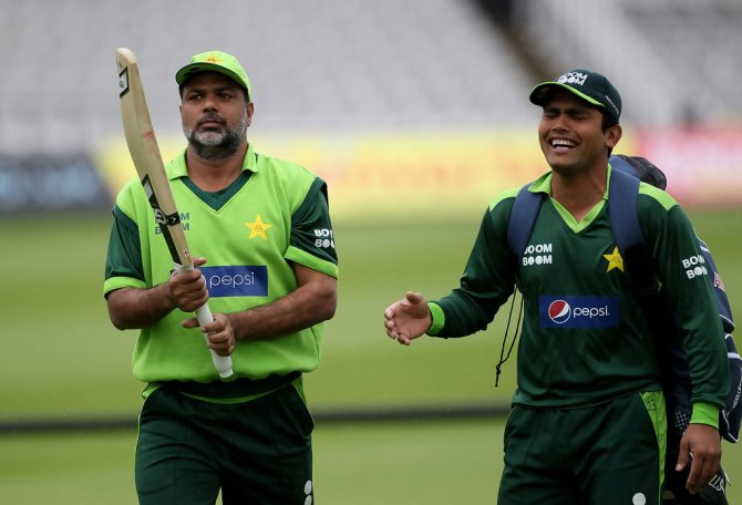 Ijaz Ahmed believes Qasim Akram could be the next Mohammad Hafeez or Shoaib Malik