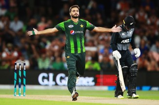 Rumman Raees told Hasan Ali to keep up the good work