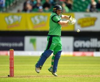 Paul Stirling 95 West Indies Ireland 1st T20 Grenada cricket