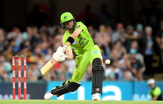 Callum Ferguson 73 Sydney Thunder Adelaide Strikers Big Bash League BBL 17th Match cricket
