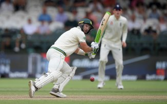 Pieter Malan 63 not out South Africa England 2nd Test Day 4 Cape Town cricket