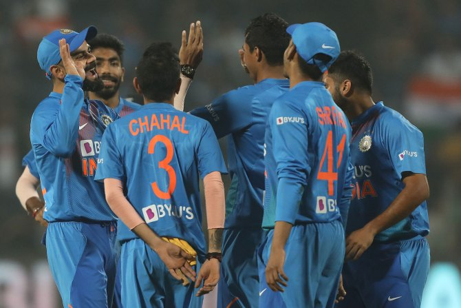 India clinical performance 3rd T20 Sri Lanka Pune cricket