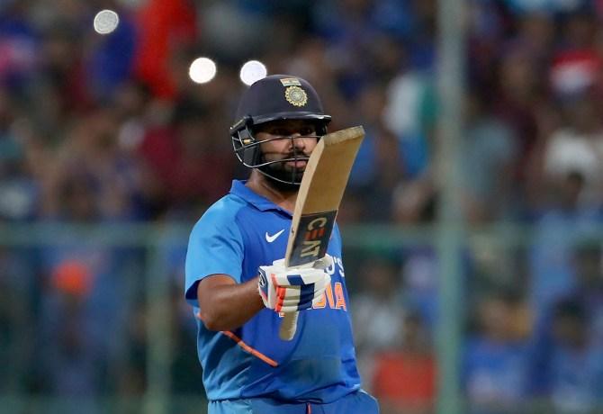 Rohit Sharma 119 India Australia 3rd ODI Bangalore cricket