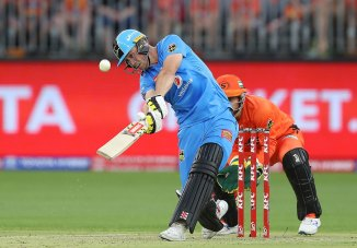 Phil Salt 59 Adelaide Strikers Perth Scorchers Big Bash League BBL 51st Match cricket