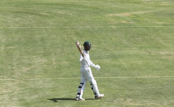 Sean Williams 107 Zimbabwe Sri Lanka 2nd Test Day 1 Harare cricket