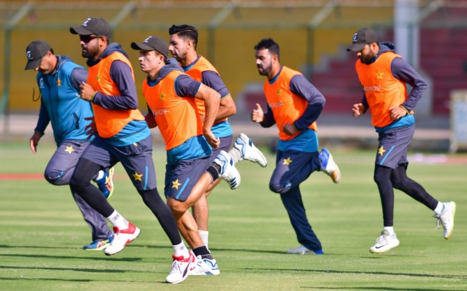 Pakistan will start their training camp for the T20 series against Bangladesh on Friday cricket