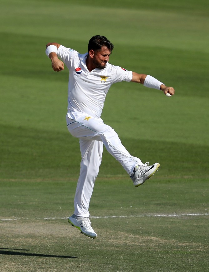 Azhar Ali makes surprising revelation about Yasir Shah Pakistan cricket