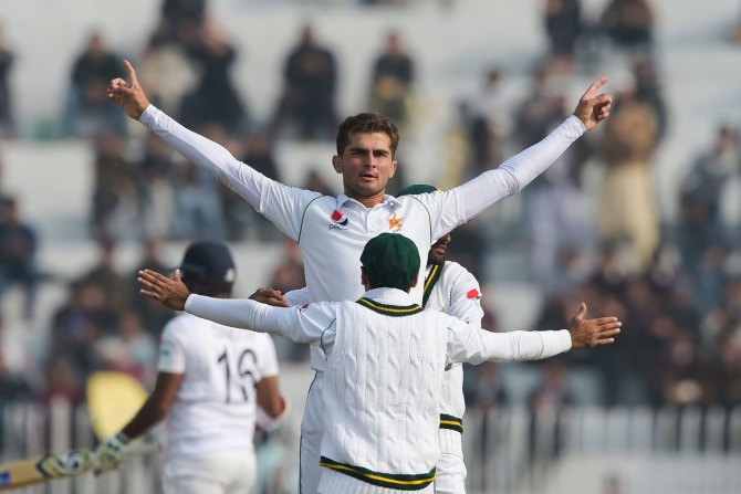 Ahmed Shehzad said that he loves Pakistan's pace attack as it has so much talent cricket