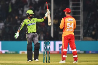 Sohail Akhtar believes Mohammad Hafeez is the best batsman in the Pakistan team after Babar Azam Pakistan Super League PSL Lahore Qalandars cricket