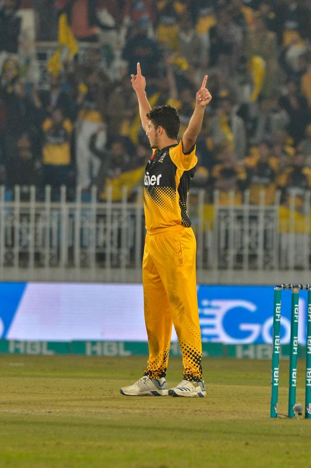 Darren Sammy believes Mohammad Amir Khan has tremendous talent Peshawar Zalmi Pakistan Super League PSL cricket