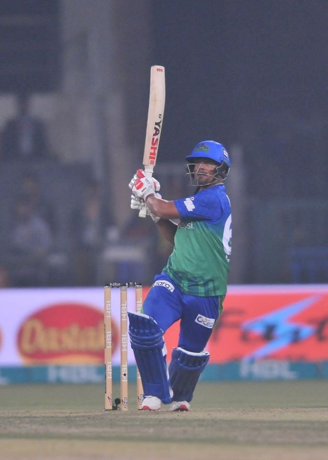 Zeeshan Ashraf determined to perform well in the Pakistan Super League PSL and achieve his goal of representing Pakistan in the T20 World Cup Multan Sultans cricket