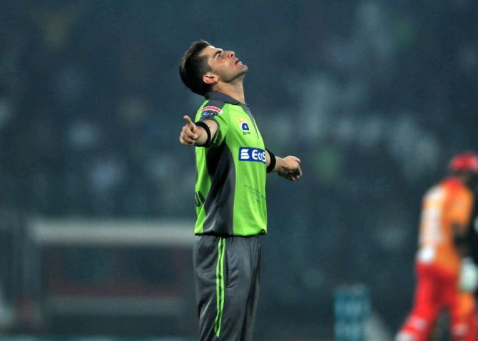 Grant Elliott incredibly impressed with Shaheen Shah Afridi Lahore Qalandars Pakistan Super League PSL cricket