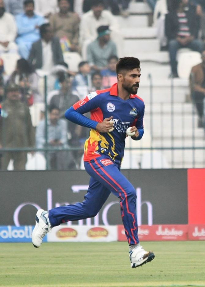 Mohammad Amir believes Umer Khan has been the best find of the Pakistan Super League PSL Karachi Kings cricket