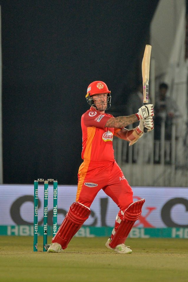 Luke Ronchi believes Pakistan can be a real powerhouse in international cricket Pakistan Super League PSL Islamabad United cricket