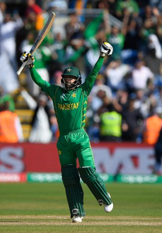 Mohammad Hafeez said Pakistan's Champions Trophy final against India in 2017 was the most important match of his career cricket
