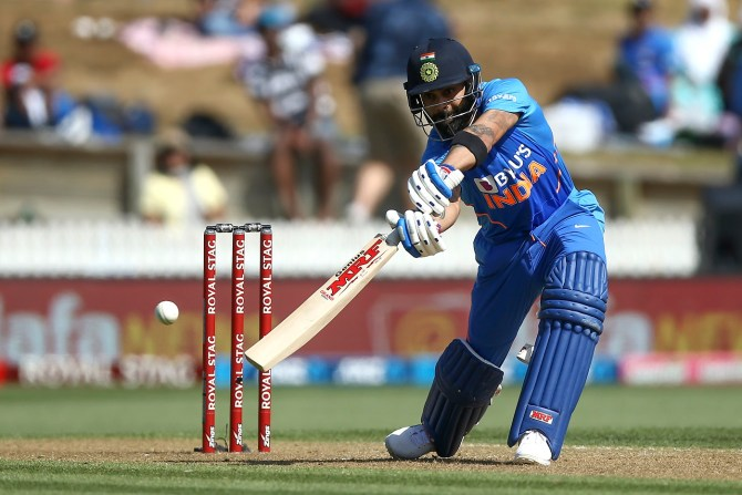 Mohammad Yousuf believes Virat Kohli looked fatigued during India's tour of New Zealand Pakistan cricket