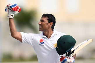 Younis Khan said Javed Miandad, Shahid Afridi and Saeed Anwar are very strong-minded players