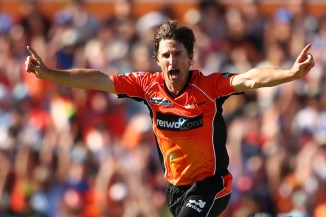 Brad Hogg said Yasir Arafat was a great addition to the Perth Scorchers Pakistan Australia Big Bash League BBL cricket
