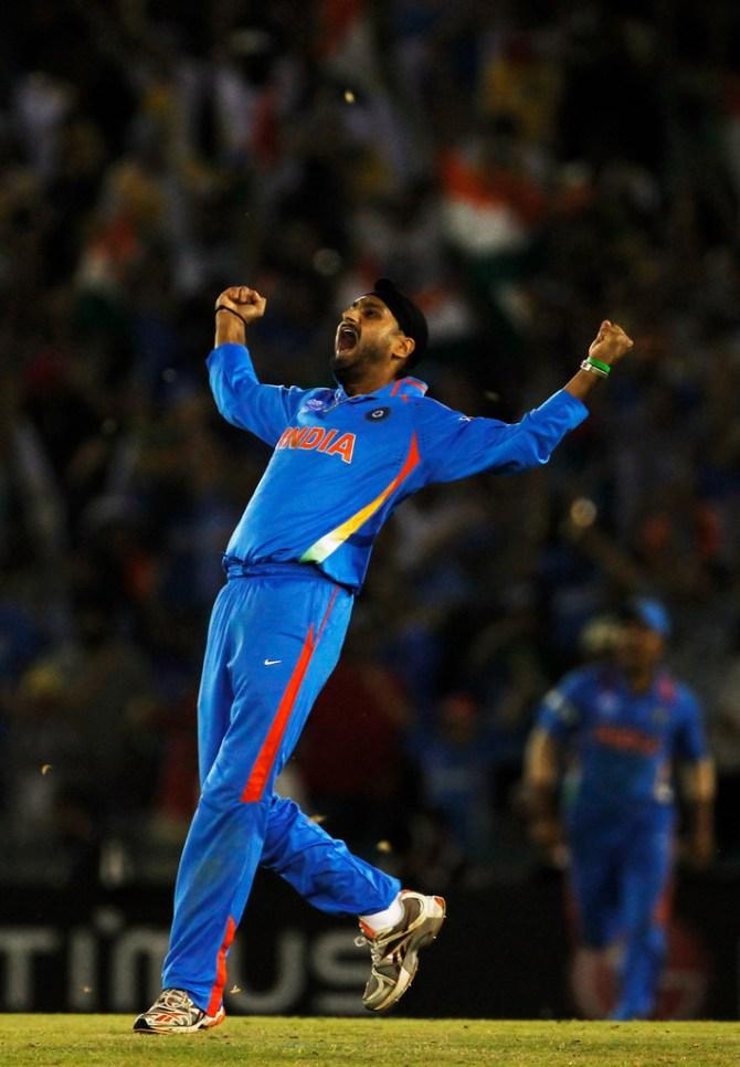 Harbhajan Singh called Saqlain Mushtaq a world-class bowler and a match-winner India Pakistan cricket