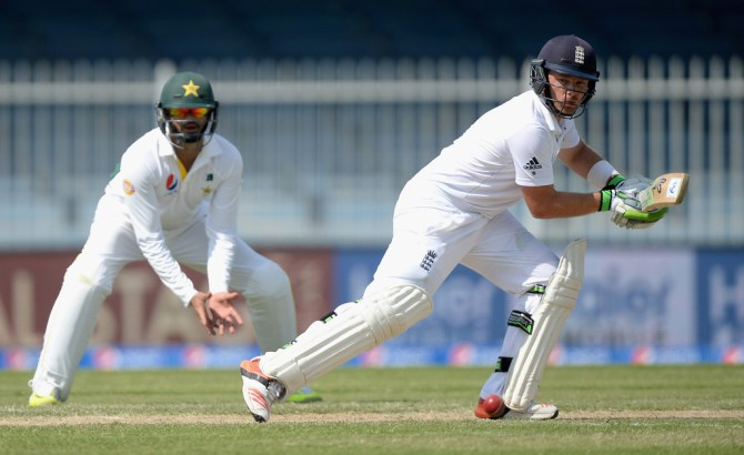 Ian Bell revealed that Saeed Ajmal was tougher to play than Muttiah Muralitharan Pakistan cricket