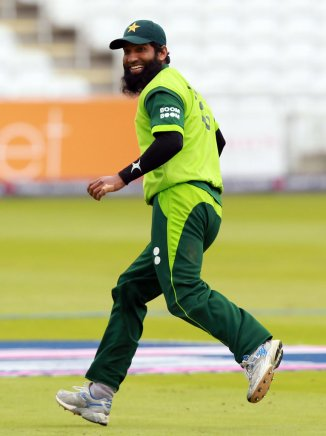 Mohammad Yousuf backing world-class player Babar Azam to keep getting better