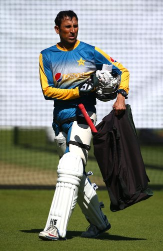 Younis Khan believes Faheem Ashraf can be a wonderful all-rounder