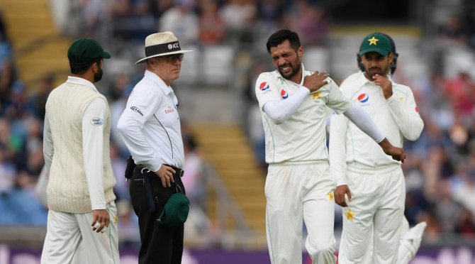 Mohammad Amir revealed how his body shut down Pakistan cricket